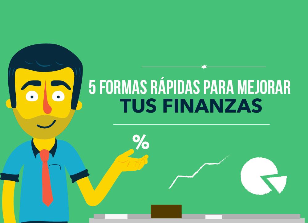 tips apra mejorar finanzas personales